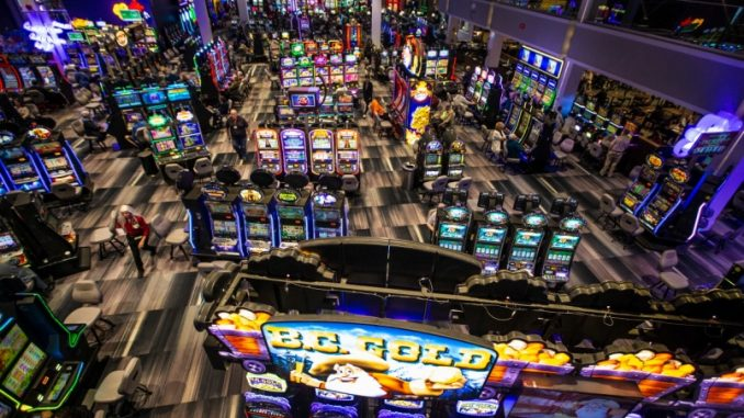 10 Ideas That Will Change How You Casino